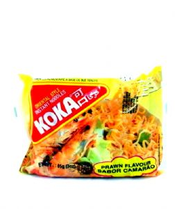 Koka Prawn Instant Noodles | Buy Online at The Asian Cookshop.